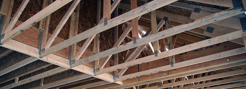 All truss inc all truss inc for Manufactured roof trusses
